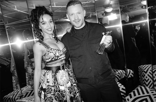 Craig Green awarded with British Designer of the Year Menswear Award, presented by FKA twigs