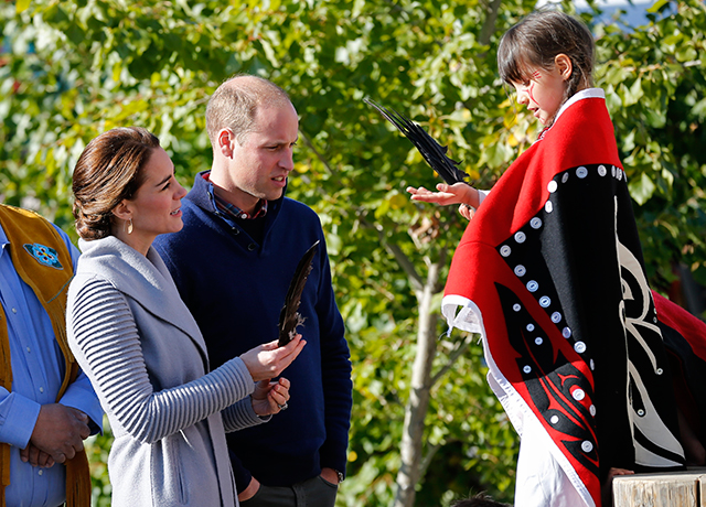 The British Royals Canadian tour: Day five (фото 4)