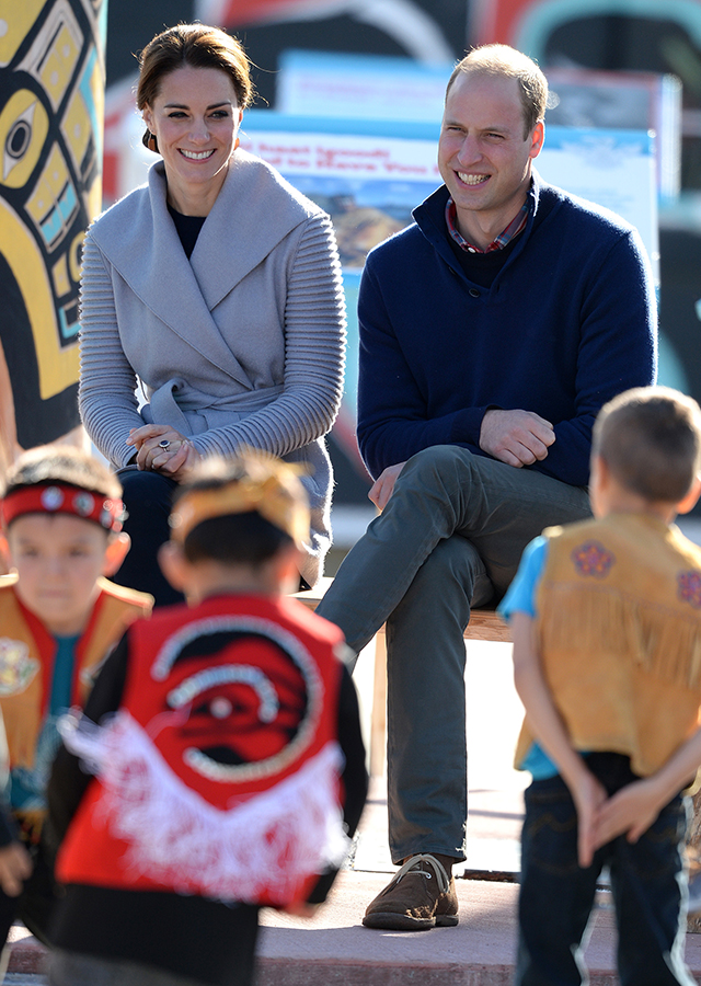 The British Royals Canadian tour: Day five (фото 5)