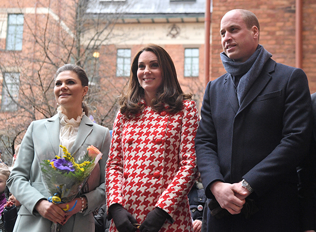 The British Royal Tour of Sweden: Day two (фото 2)
