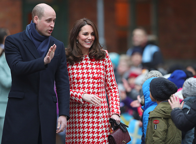 The British Royal Tour of Sweden: Day two (фото 1)