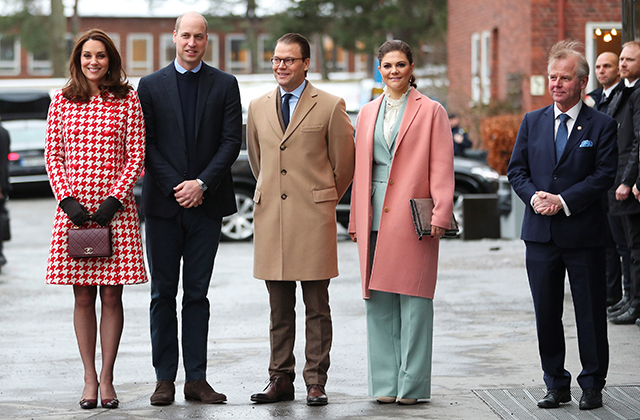 The British Royal Tour of Sweden: Day two (фото 3)
