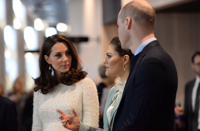 The British Royal Tour of Sweden: Day two (фото 5)
