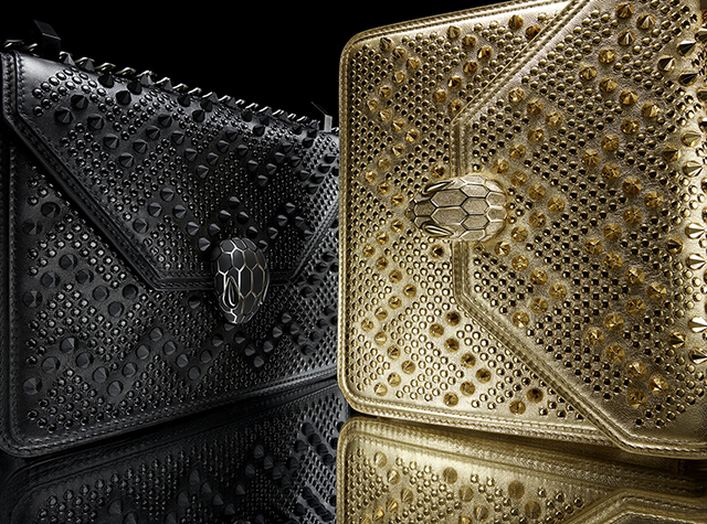 Bulgari Serpenti collection by Nicholas Kirkwood
