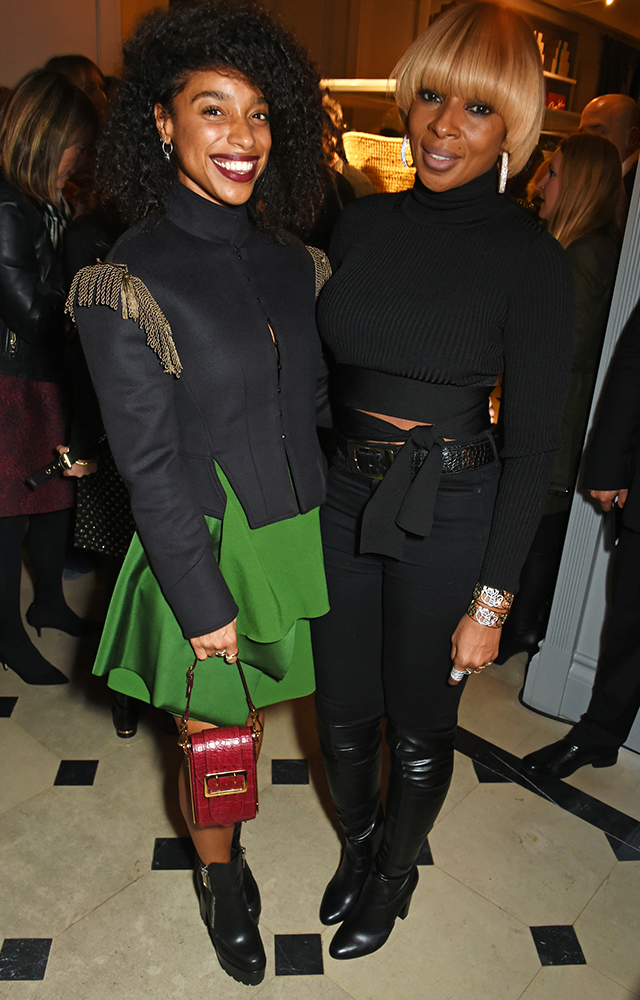 Lianne La Havas and Mary J. Blige