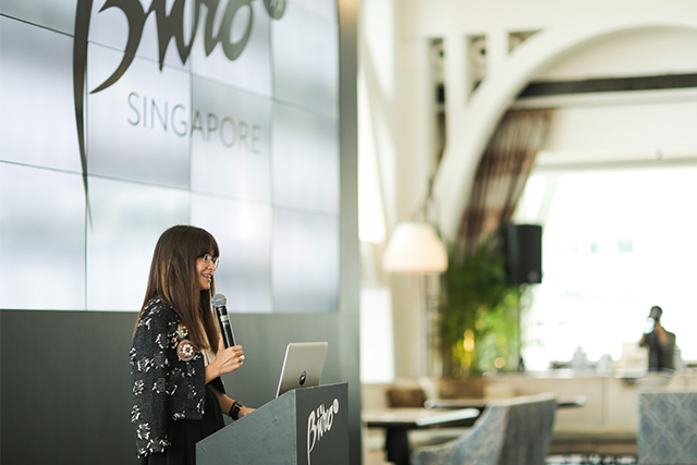 Buro 24/7 Singapore hosts launch at The Clifford Pier