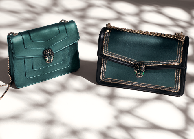 Bvlgari releases a new Serpenti Forever capsule collection for Ramadan (фото 3)