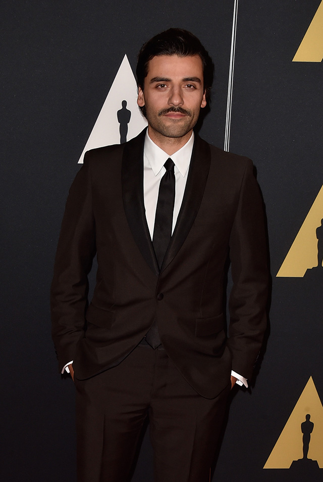 Stars assemble for Hollywood's Governors Awards (фото 8)