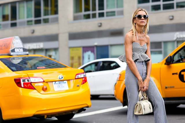 New York Fashion Week SS15 Street Style: Part IV (фото 10)