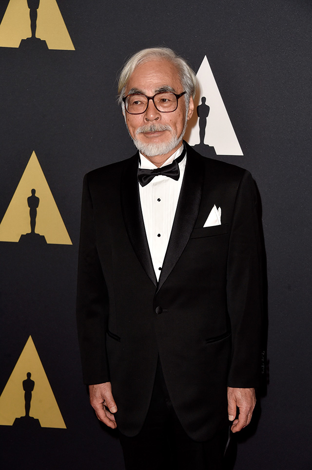 Stars assemble for Hollywood's Governors Awards (фото 12)