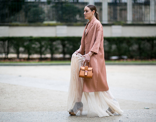 Paris Haute Couture SS15: Street Style Part I (фото 14)