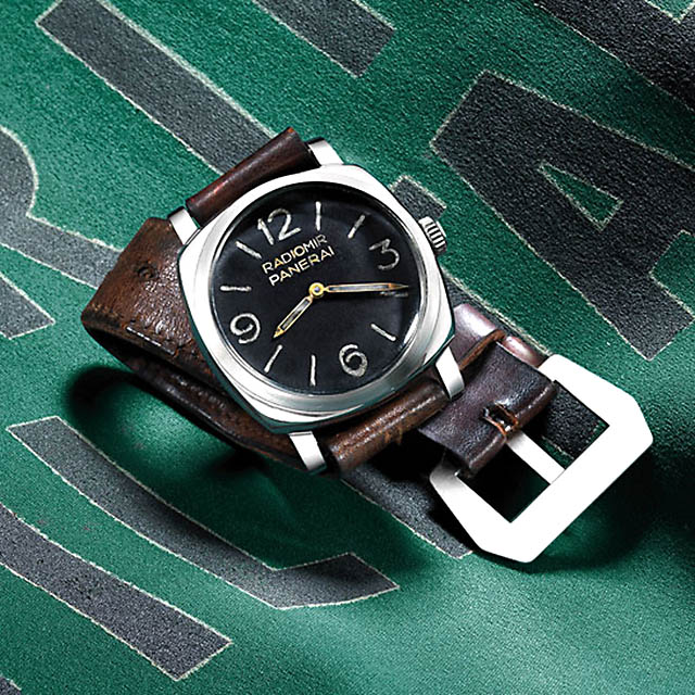 Harrods hosts rare Panerai watch exhibition (фото 1)
