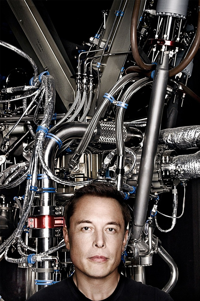 a biography of elon reeve musk a businessman inventor and investor