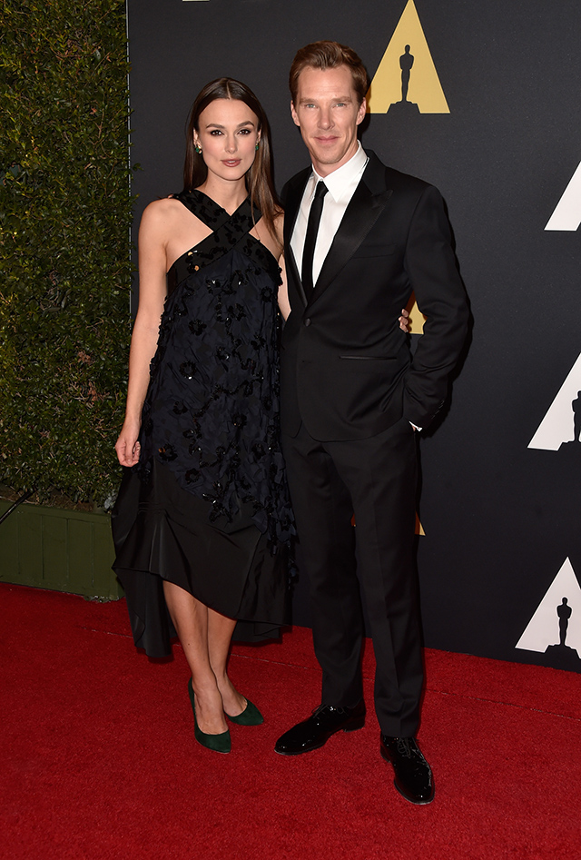 Stars assemble for Hollywood's Governors Awards (фото 1)