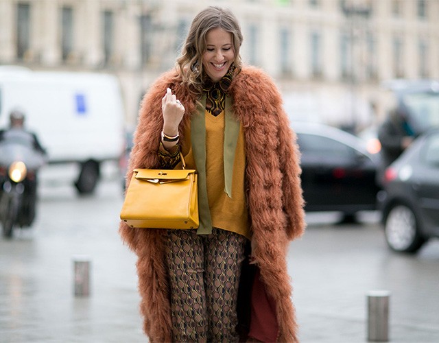 Paris Haute Couture SS15: Street Style Part I (фото 1)