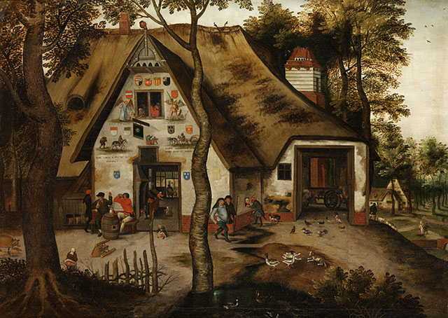 Christie's Mayfair revisits the works of Pieter Brueghel the Elder (фото 1)
