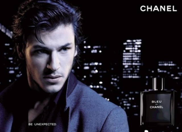 chanel men. chanel\u0027s latest bleu de chanel fragrance for men