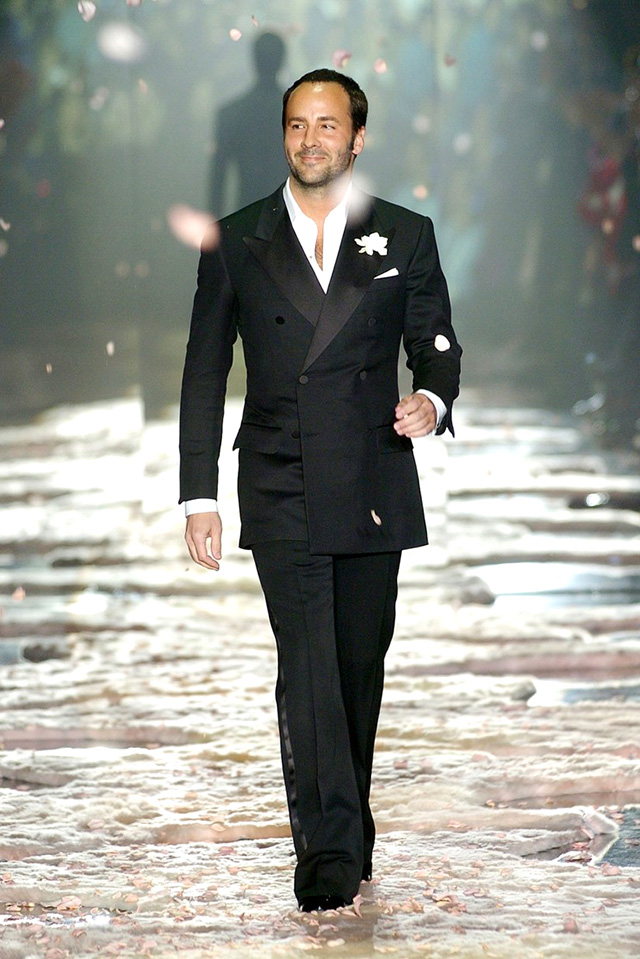 Tom Ford rumoured to be making a return to Gucci | Buro 24/7