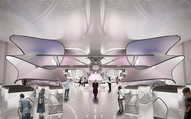 Zaha Hadid to create London Science Museum's new maths gallery (фото 1)