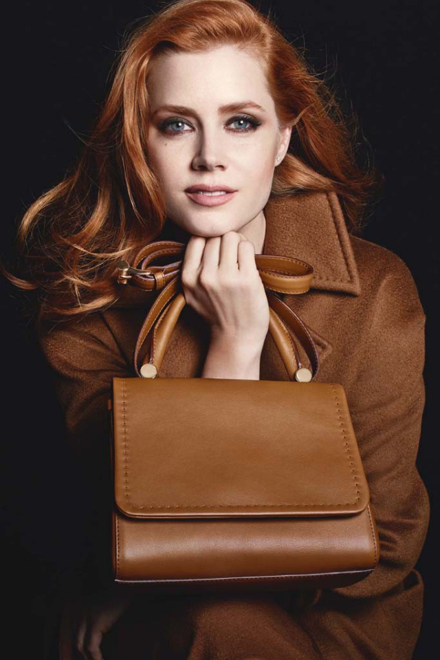 Max Mara enlists Amy Adams for next two campaigns (фото 1)