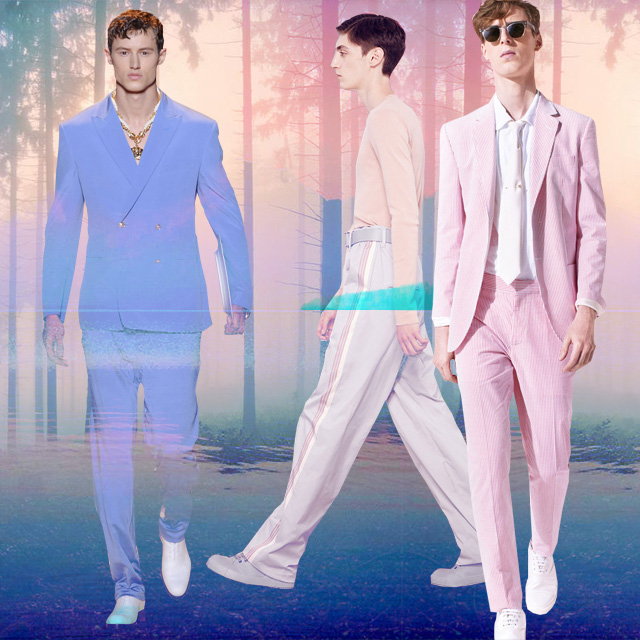 Trend report: Menswear Spring/Summer 15 (фото 1)