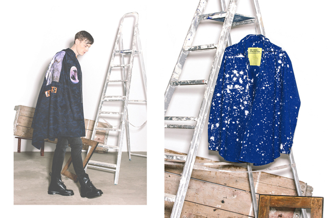 The SOTO lookbook: Sterling Ruby x Raf Simons (фото 2)