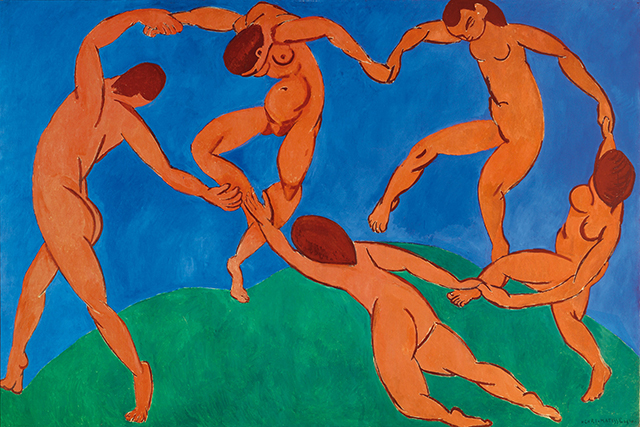 Fondation Louis Vuitton stage new exhibition featuring Matisse, Rothko and Mondrian