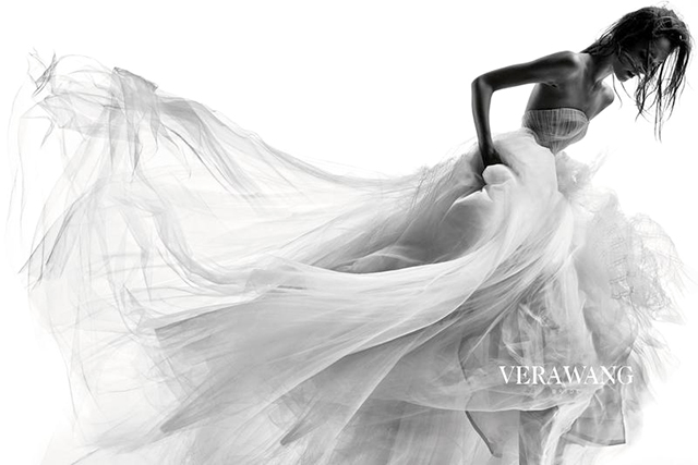 Vera Wang's new bridal campaign for Autumn/Winter 14 (фото 2)