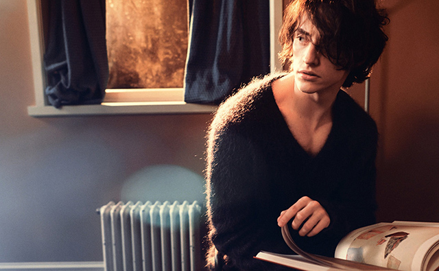 The full Marc Jacobs Autumn/Winter 14 campaign starring Sergei Polunin (фото 3)