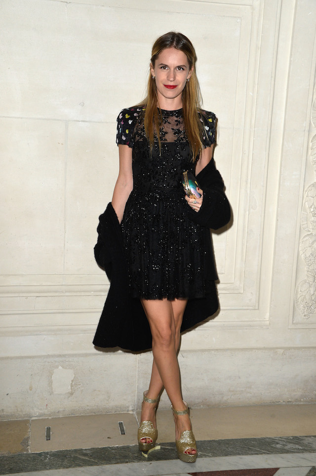 Valentino Haute Couture AW14: The Guests (фото 4)