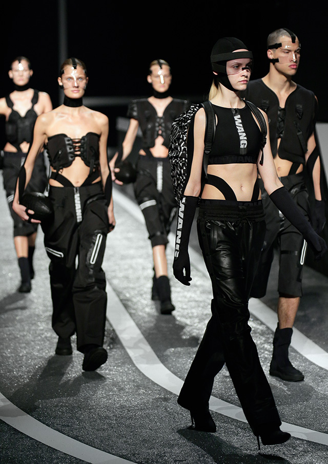 "Alexander Wang: ""I never played sports, so it intrigues me"" (фото 4)"