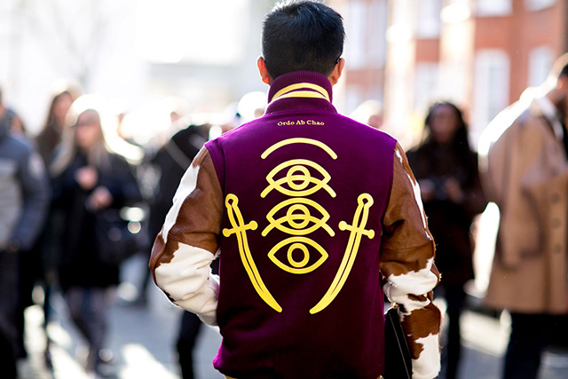 The London Collections Men AW15: Street Style Day 3 (фото 4)