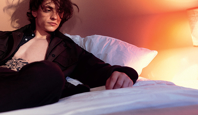 The full Marc Jacobs Autumn/Winter 14 campaign starring Sergei Polunin (фото 4)