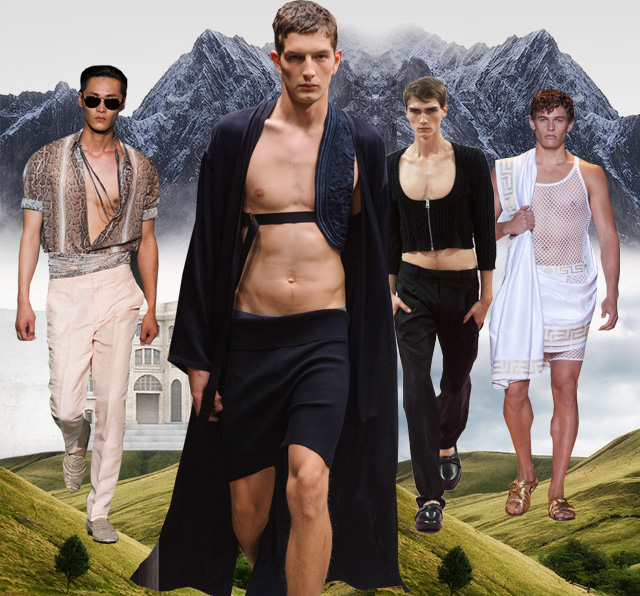 Trend report: Menswear Spring/Summer 15 (фото 4)