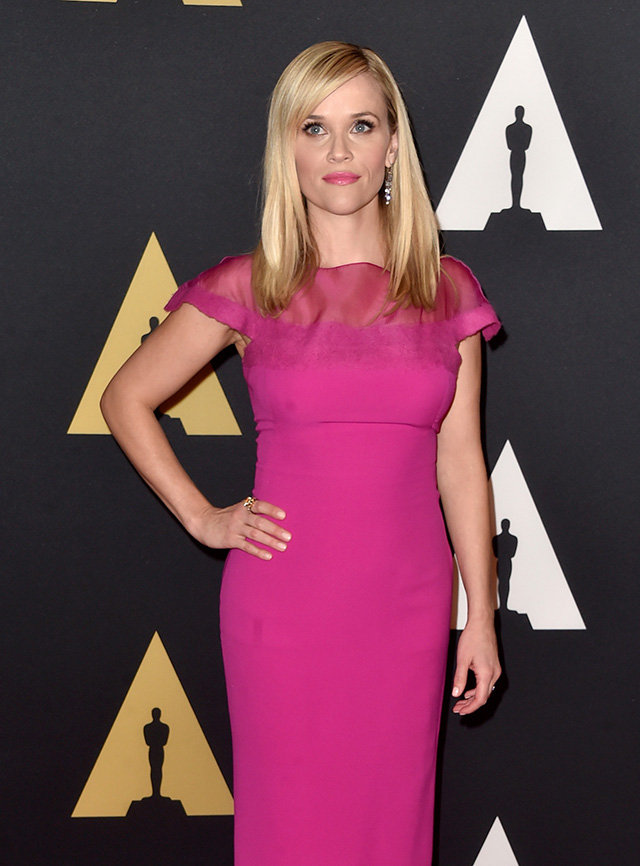 Stars assemble for Hollywood's Governors Awards (фото 5)