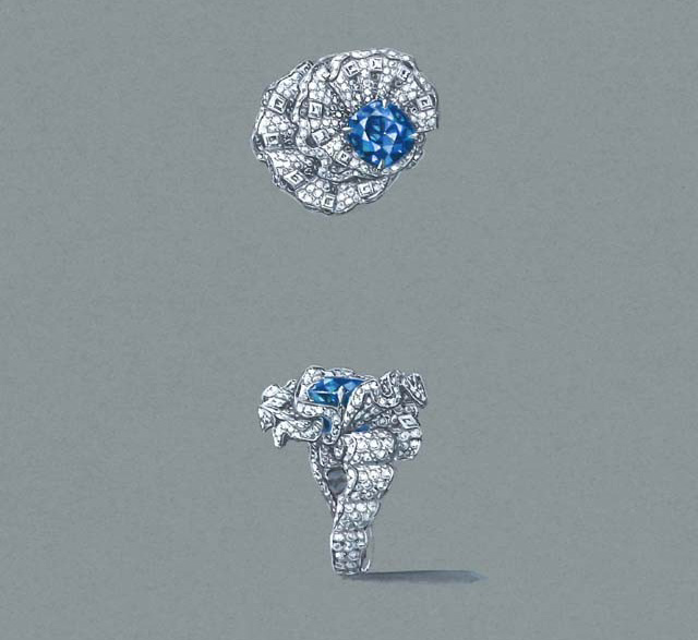 Archi Dior: A new high jewellery collection (фото 5)