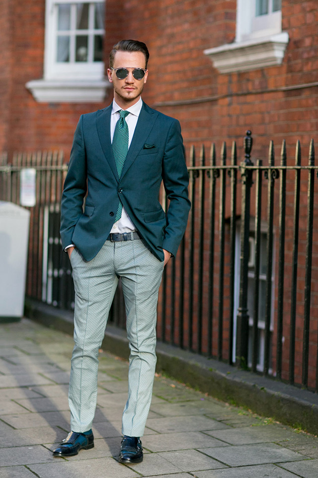 The London Collections Men AW15: Street Style Day 3 (фото 5)
