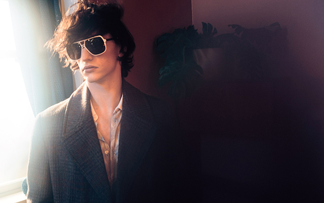 The full Marc Jacobs Autumn/Winter 14 campaign starring Sergei Polunin (фото 5)