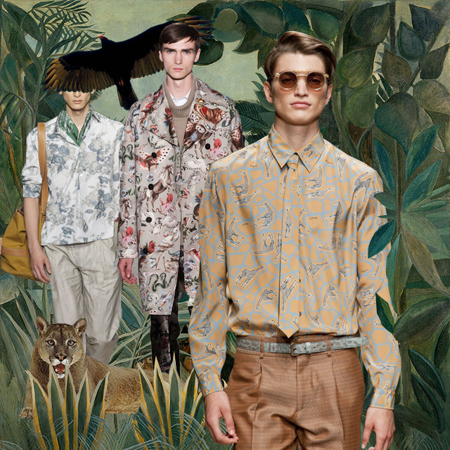 Trend report: Menswear Spring/Summer 15 (фото 5)