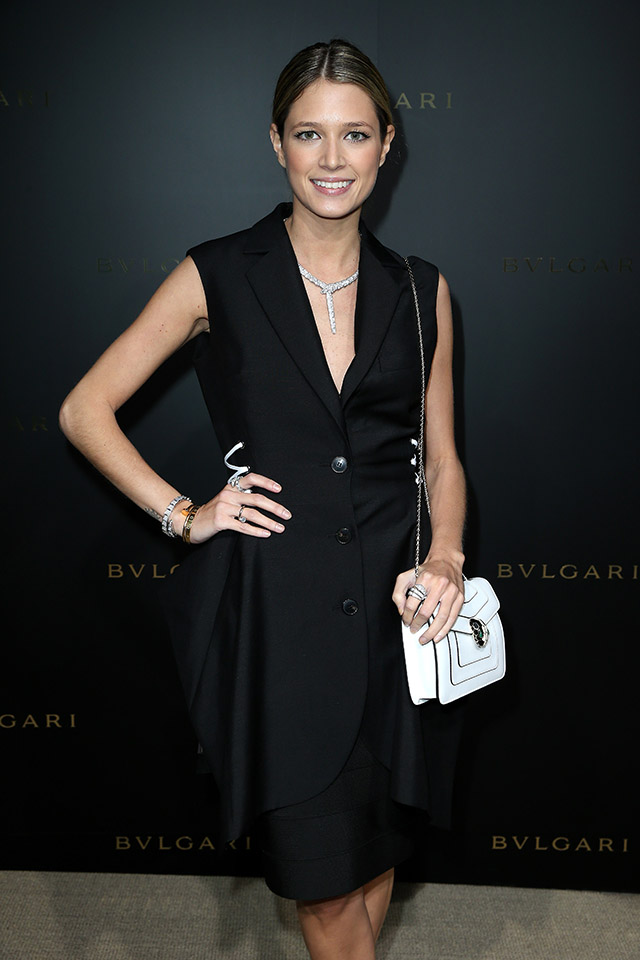 Bulgari unveils new high-jewellery collection in Paris (фото 5)