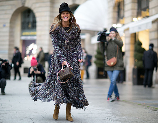 Paris Haute Couture SS15: Street Style Part I (фото 6)