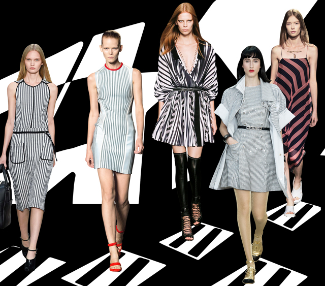 28 top trends to try for Spring/Summer 15