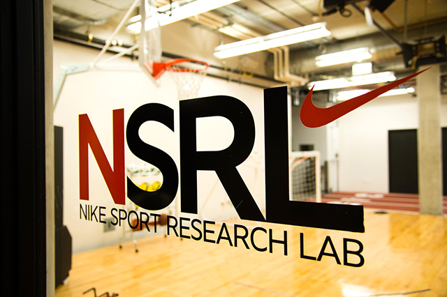 A look inside Nike's Sport Research Lab