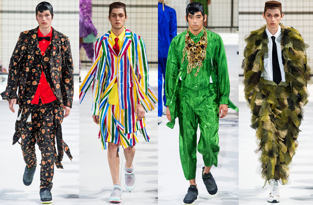Men's Paris Fashion Week S/S'19: Highlights
