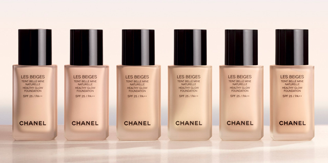 First look: Chanel Le Beiges foundation