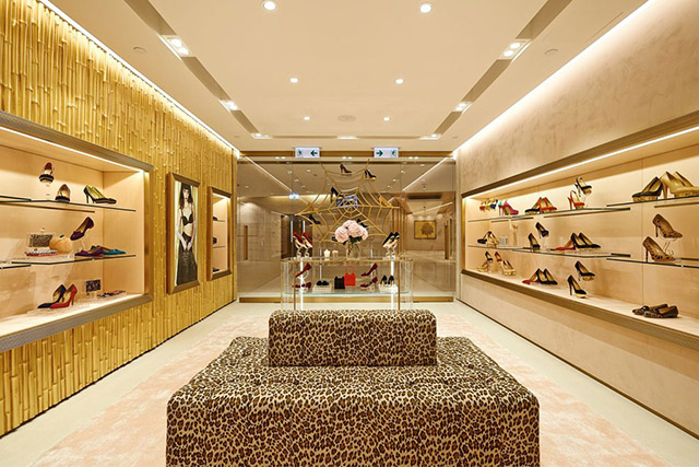 Charlotte Olympia Opens Hong Kong Boutique