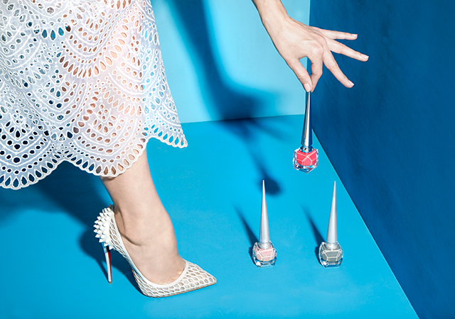 Christian Louboutin adds to his bridal collection (фото 2)