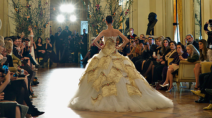 a536152bfae8 Dolce & Gabbana debut ballet-inspired Haute Couture extravaganza in Milan |  Buro 24/7