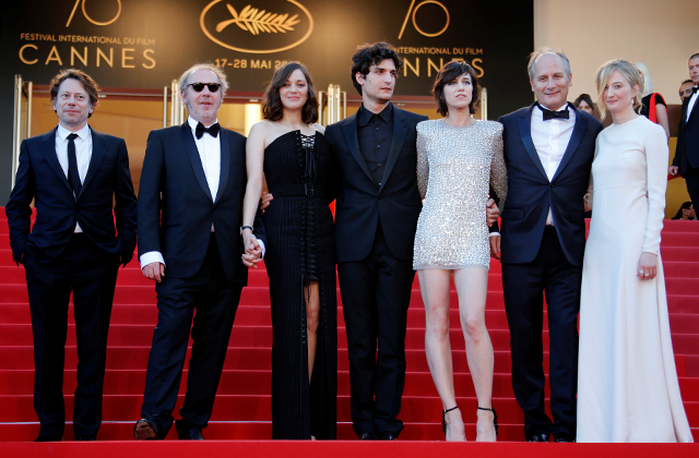 2017 Cannes Film Festival: Red carpet arrivals (фото 2)