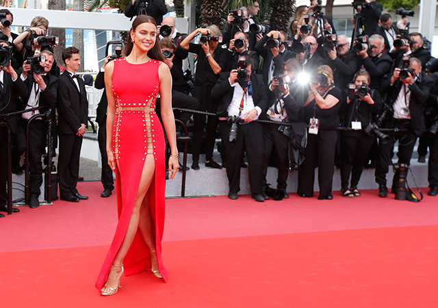 2018 Cannes Film Festival: Red carpet arrivals (фото 8)